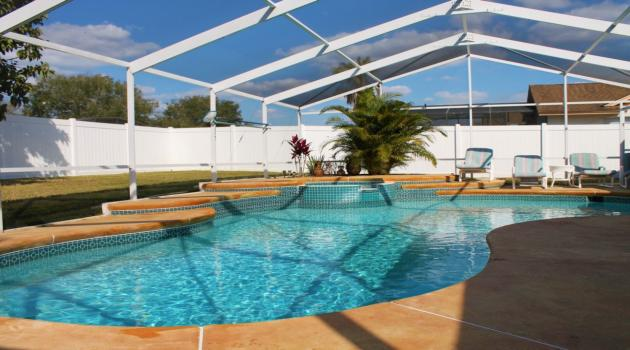 Indian Ridge Kissimmee Orlando Florida Usa 3 Beds Home With Private Pool 11dat255