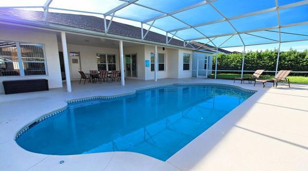 Hampton Lakes Davenport Orlando Florida Usa 5 Beds Home With Private Pool 11dat1756