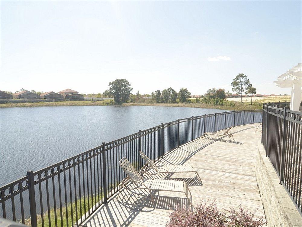 Aviana Resort Pool View over Lake