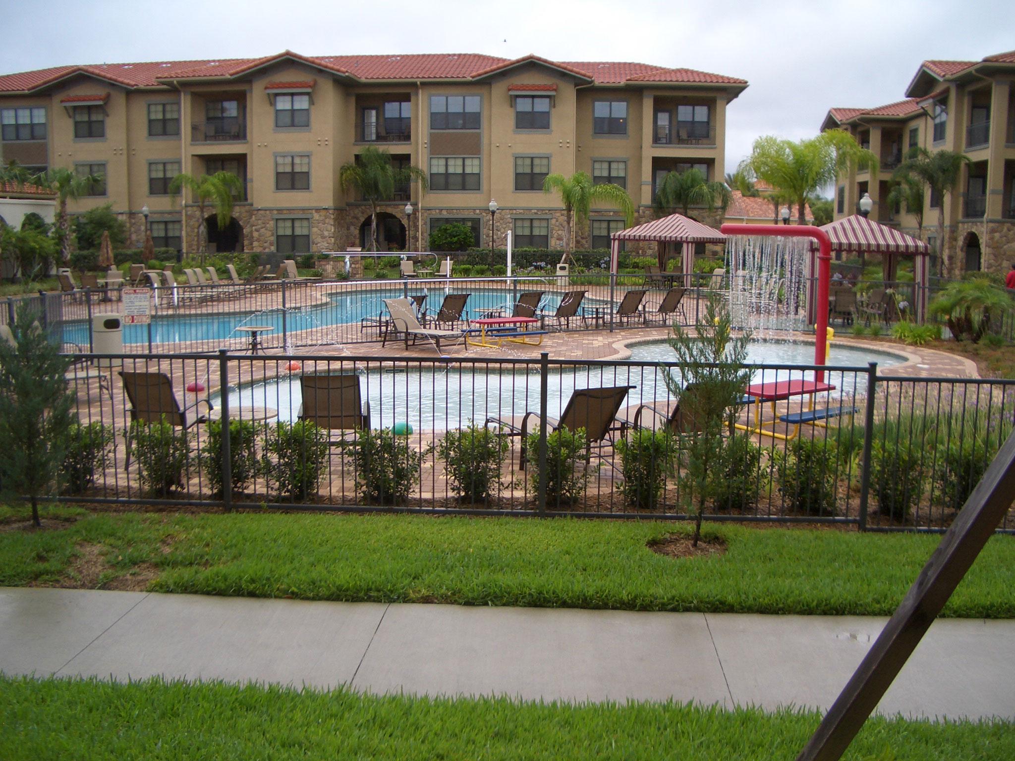 Bella Piazza Kiddie Pool