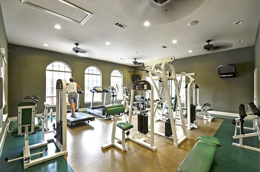 Bella Piazza Clubhouse Fitness Facility