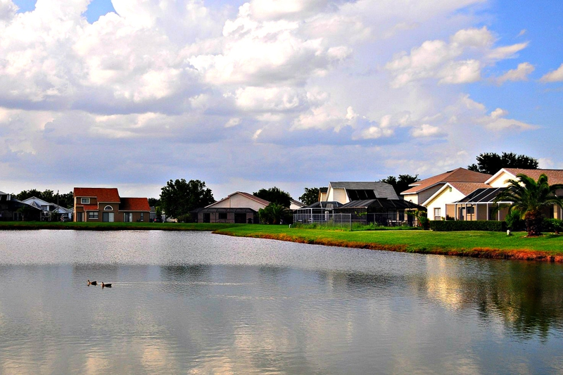 Buenaventura Lakes Homes