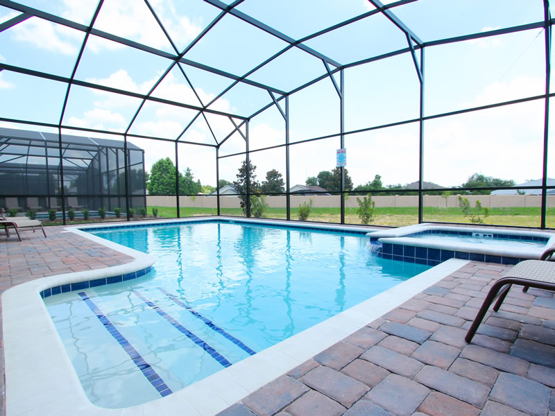 The Retreat Home private Swimming Pool