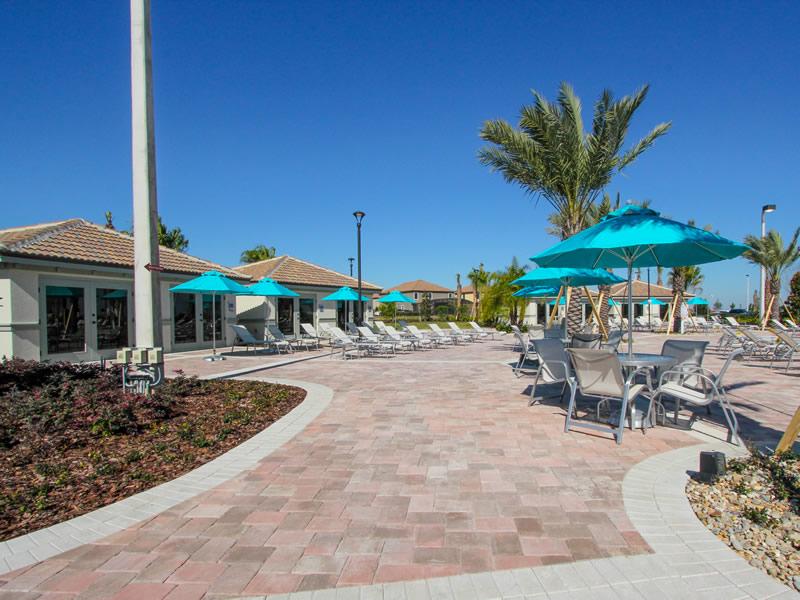 Champions Gate Resort Championsgate Orlando Florida Usa