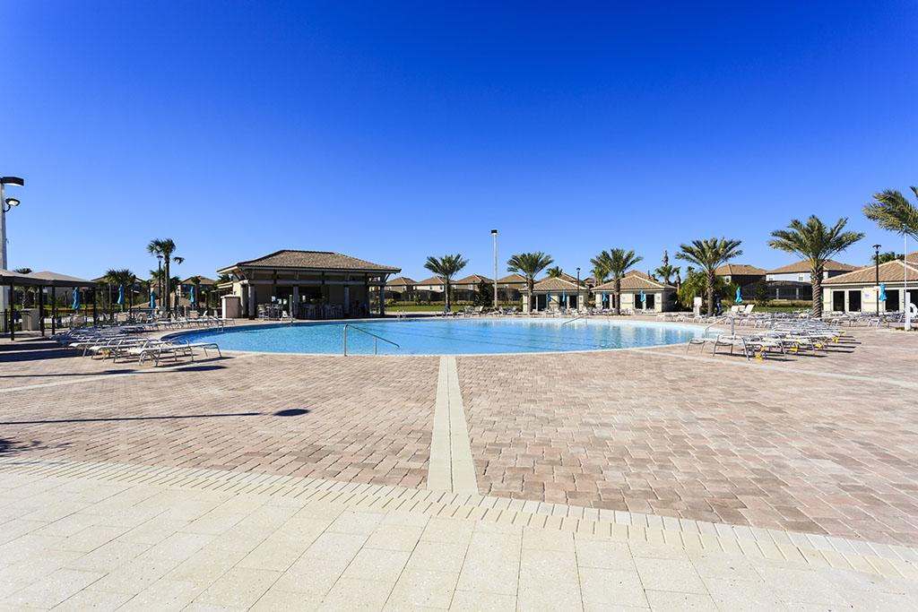 Oasis Club at Championsgate Resort