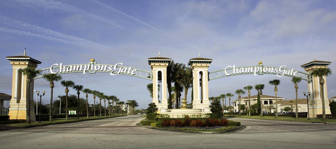 ChampionsGate Area, Orlando, Florida