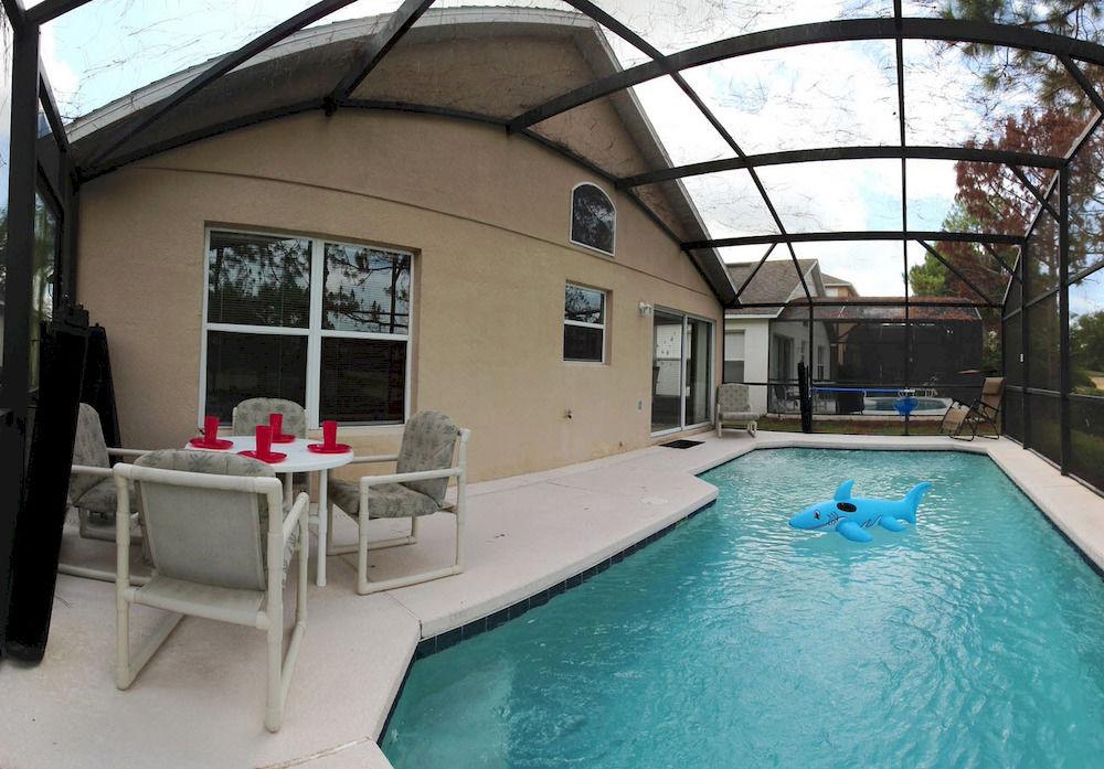 Clear Creek Rental Home Swimming Pool