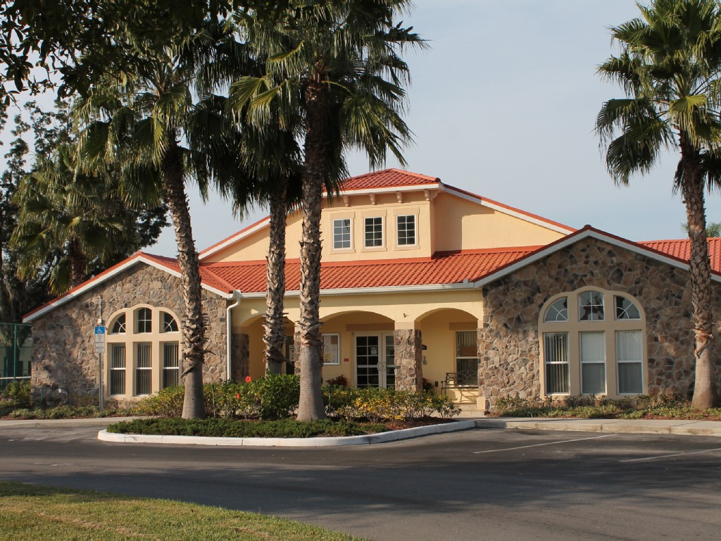 Club Cortile Kissimmee Orlando Florida Usa