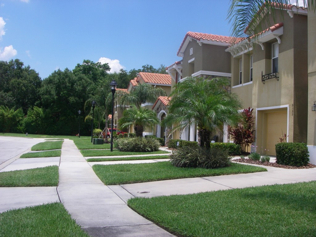Compass Bay Kissimmee Townhouses