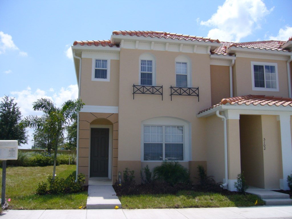 Compass Bay Kissimmee Townhouse