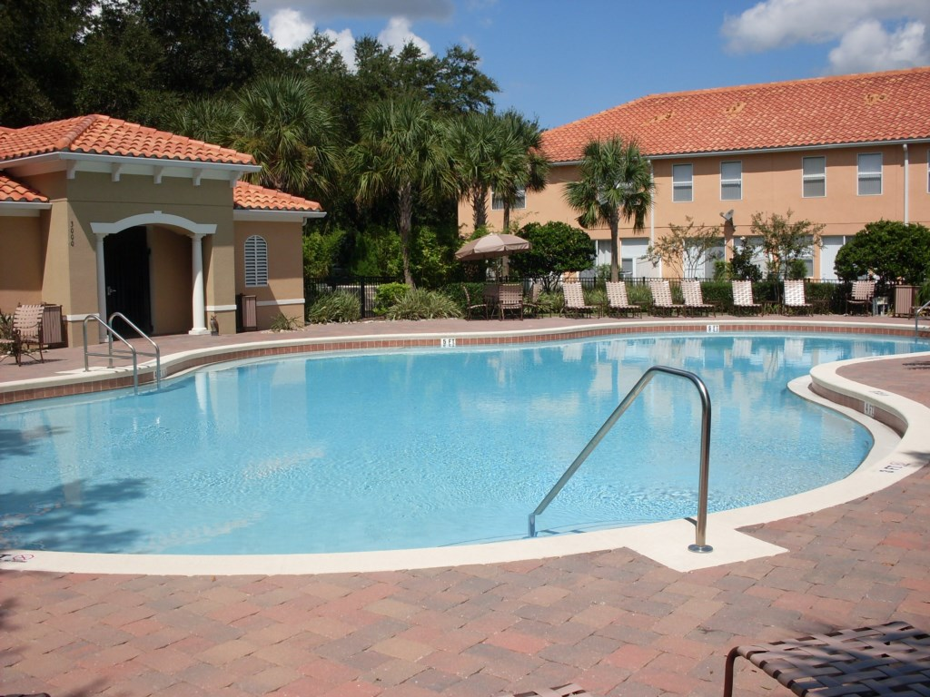 Compass Bay Kissimmee Swimming Pool