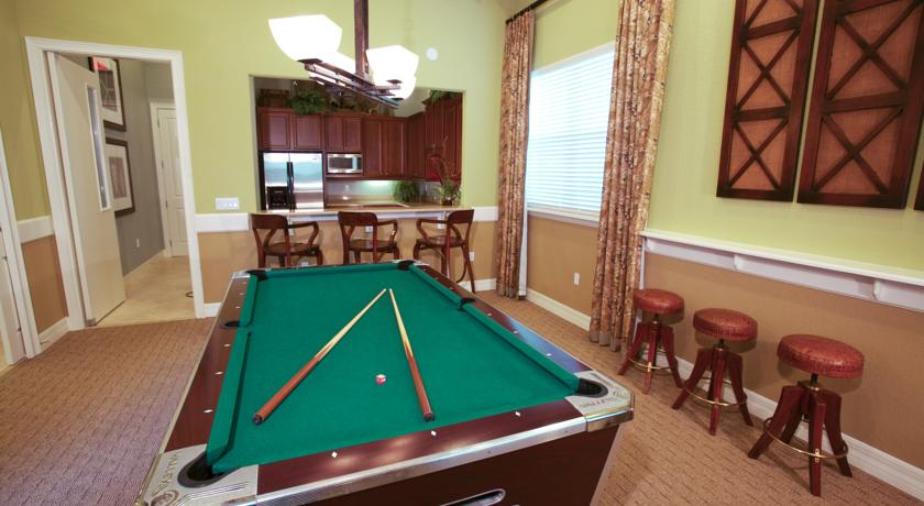 Coral Cay Resort Games Room