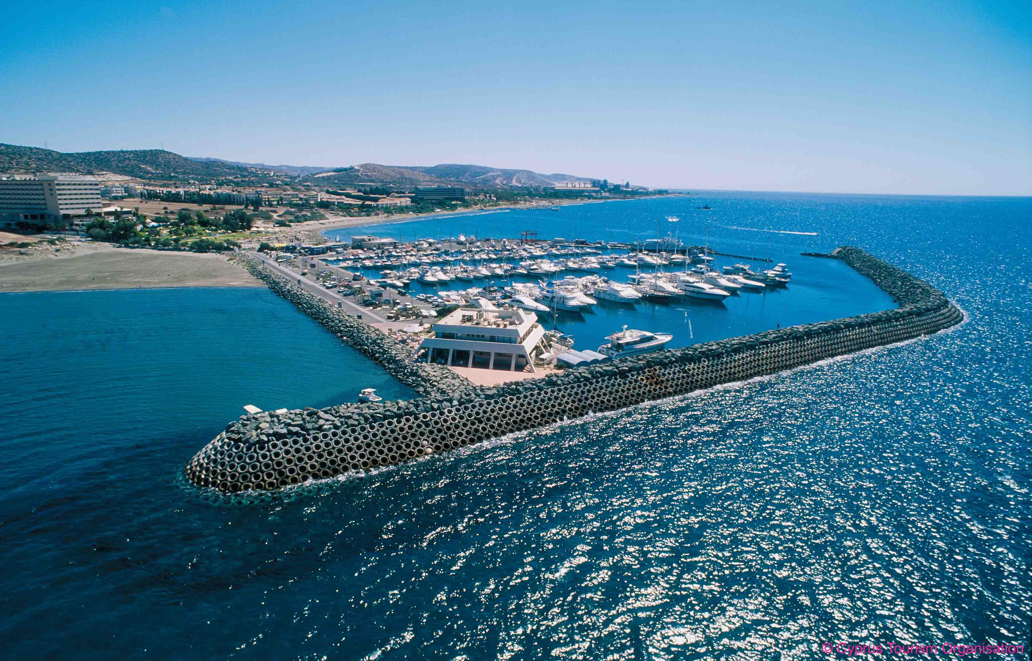 Cyprus Limassol Marina