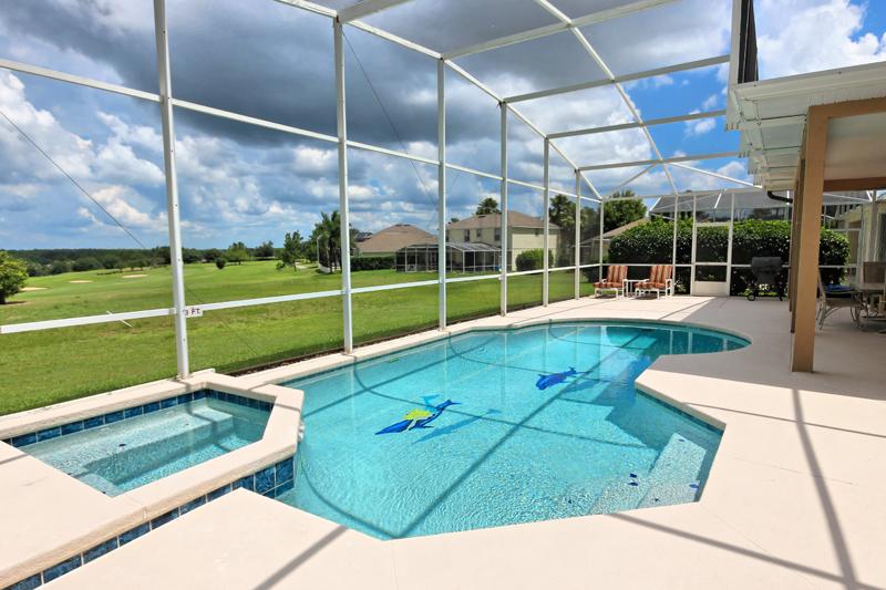 5 Bed Highlands Reserve Davenport Pool Home