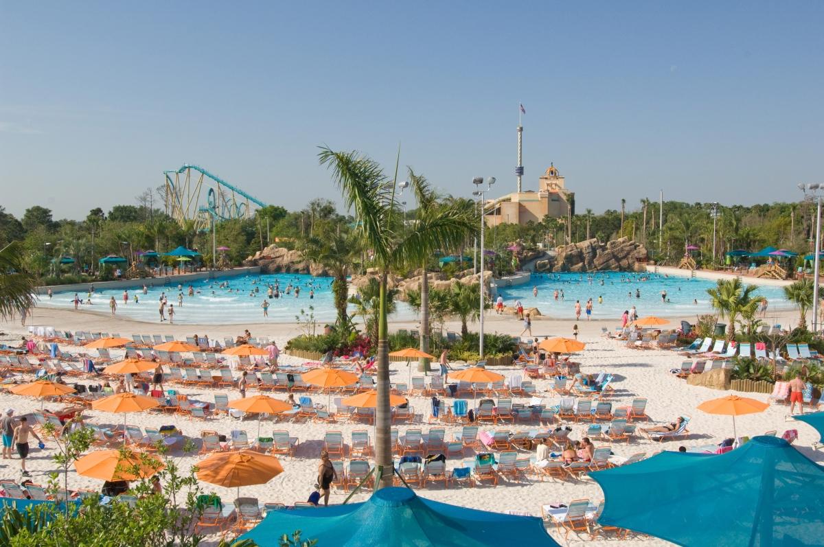 Aquatica Water Park Orlando