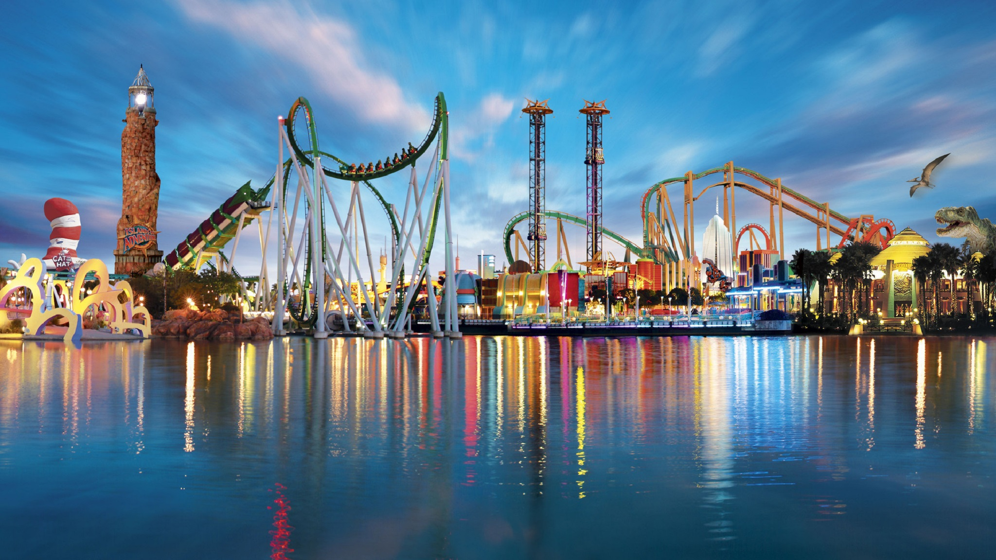 Universal Resorts Orlando