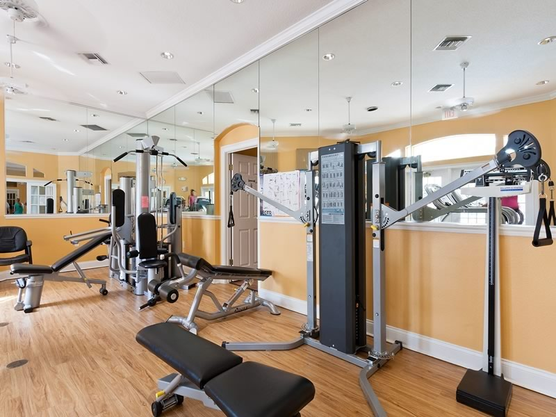 Emerald Island Resort Fitness Facility