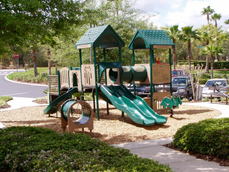 Emerald Island Resort Kiddie Play Area