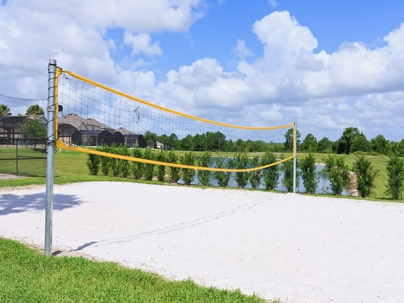 Emerald Island Resort Volleyball