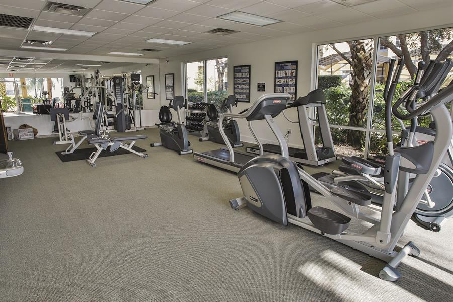 Encantada Resort Kissimmee Fitness