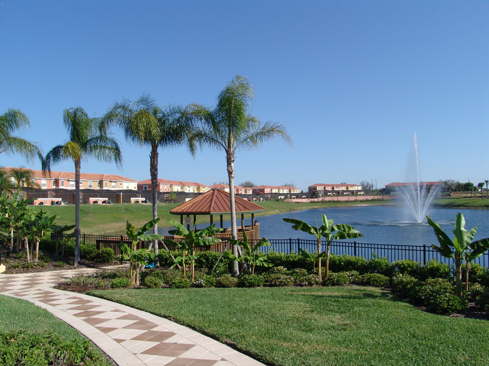 Encantada Resort Kissimmee Lake View