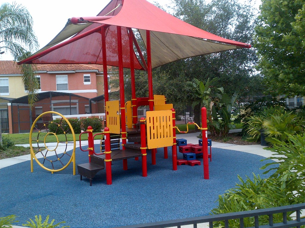 Encantada Resort Kissimmee Childrens Play Area