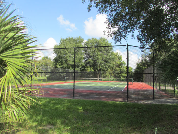 Esprit Tennis Court