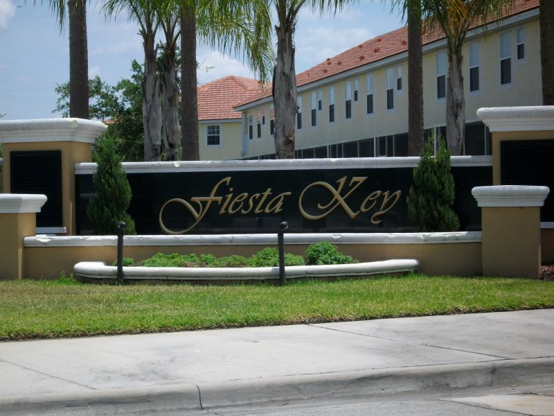 Fiesta Key Entrance