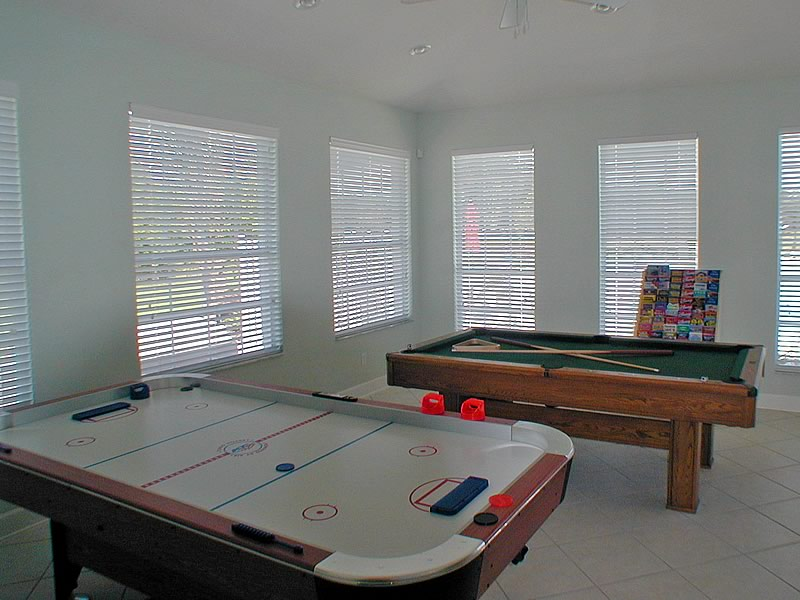 Glenbrook Resort Games Room