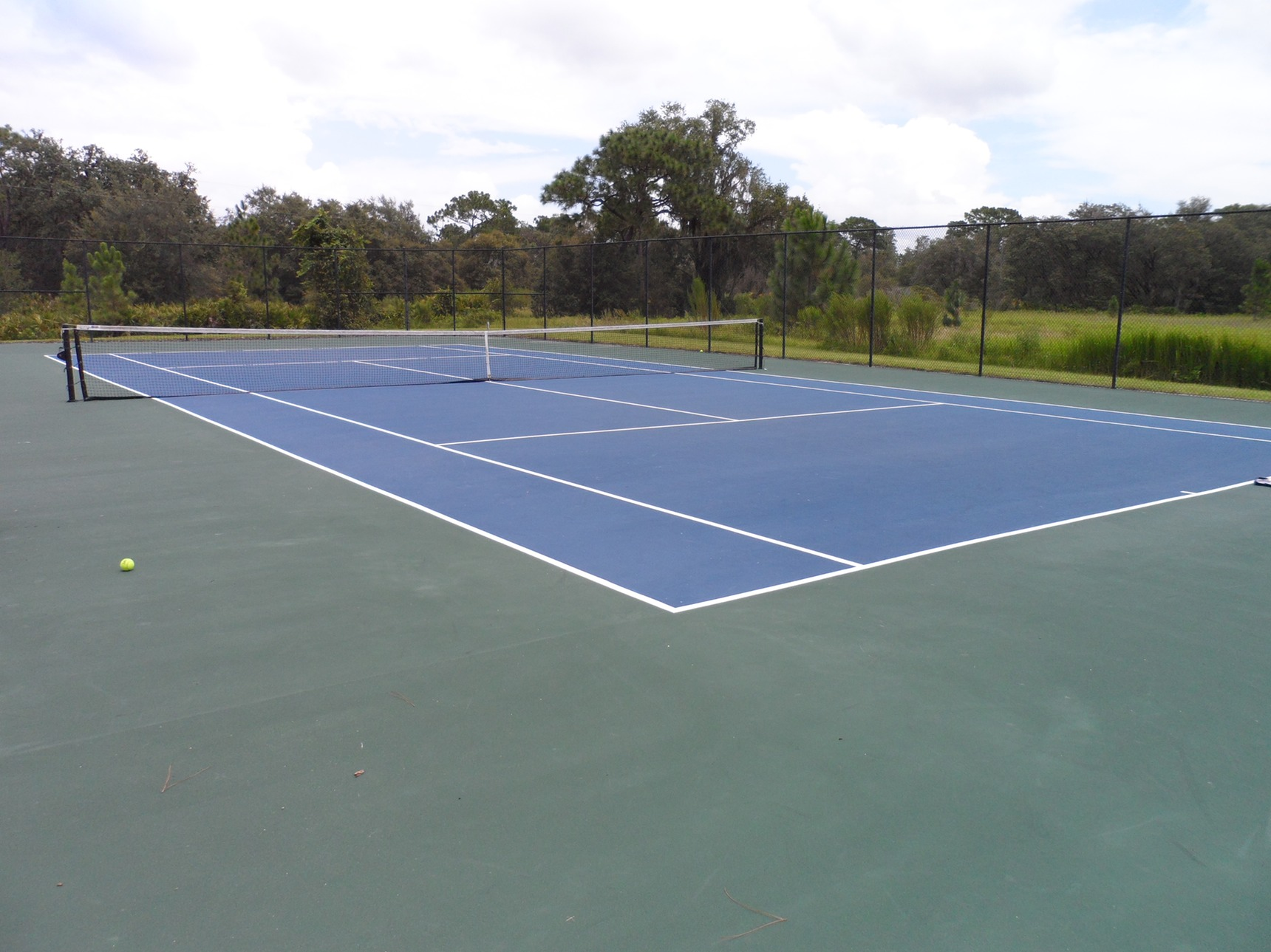 Glenbrook Resort Tennis Court