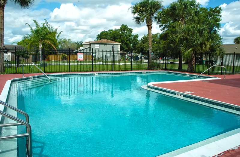 Grand Palms Kissimmee Swimming Pool