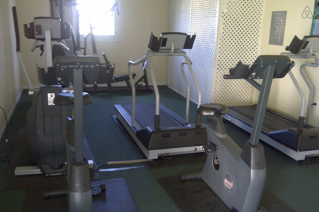 Grand Palms Kissimmee Fitness Facility
