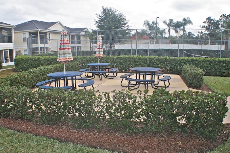 Grand Palms Kissimmee Picnic Area