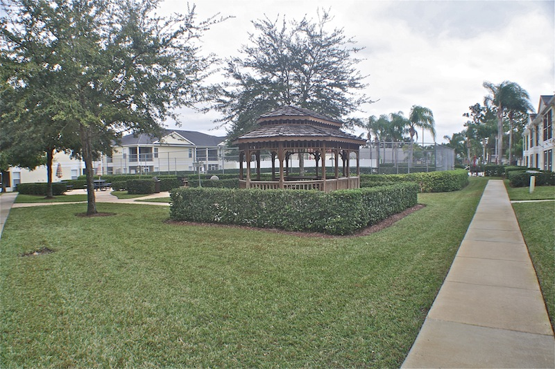 Grand Palms Kissimmee Gazebo