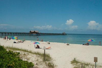 Naples, Florida Beach