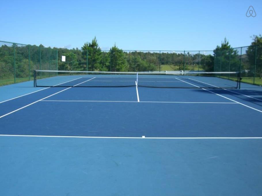 Legacy Park Tennis Court