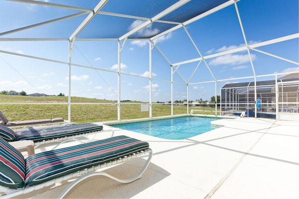 Highlands Reserve Home Pool