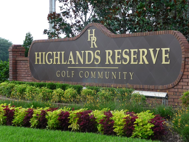 Highlands Reserve Community