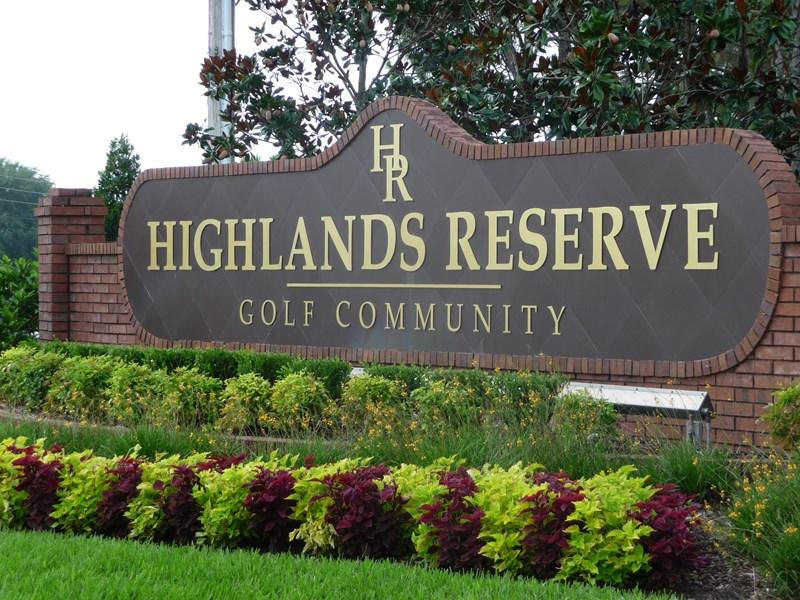 Highlands Reserve Community
