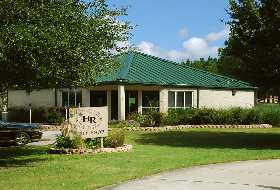 Highlands Reserve Clubhouse