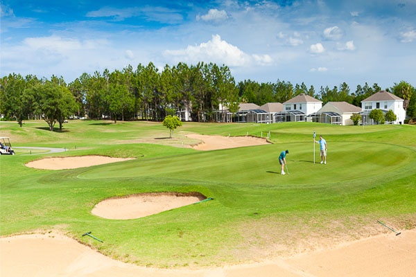 Highlands Reserve Golf Course