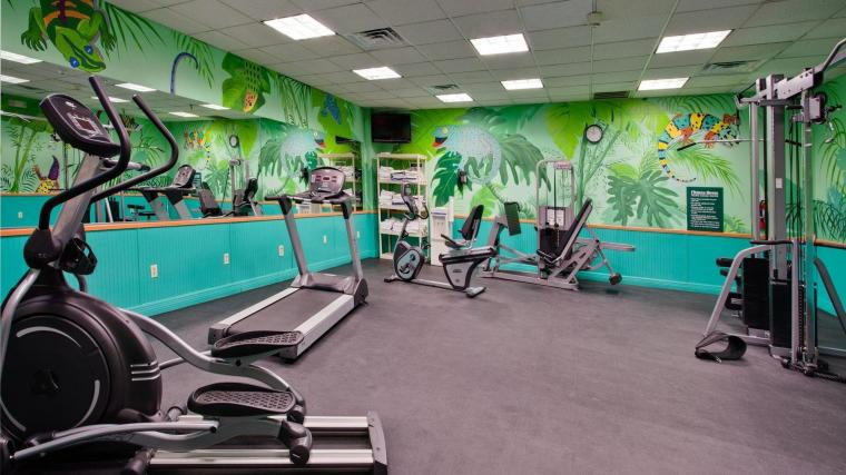 Holiday Inn Harbourside Fitness