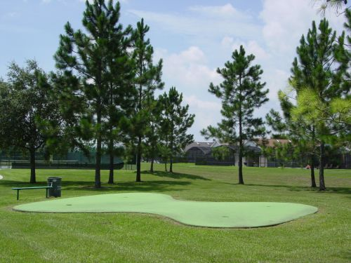 Indian Creek Putting Green