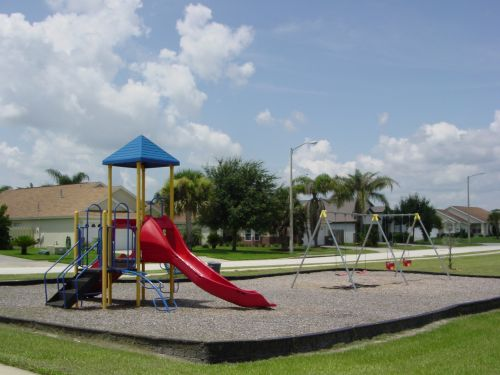 Indian Creek Children's Play Area
