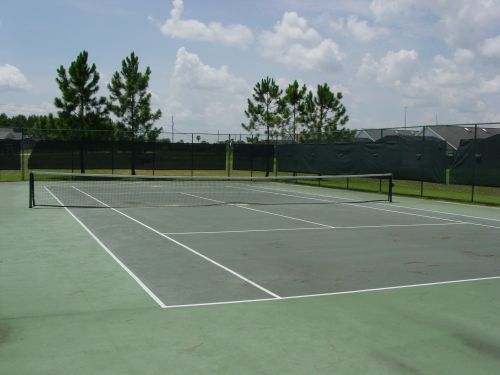 Indian Creek Tennis Court