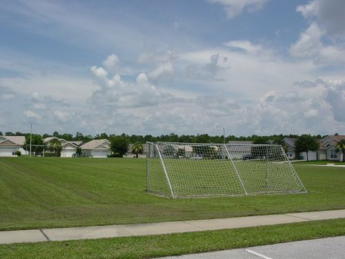 Indian Creek Soccer Pitch