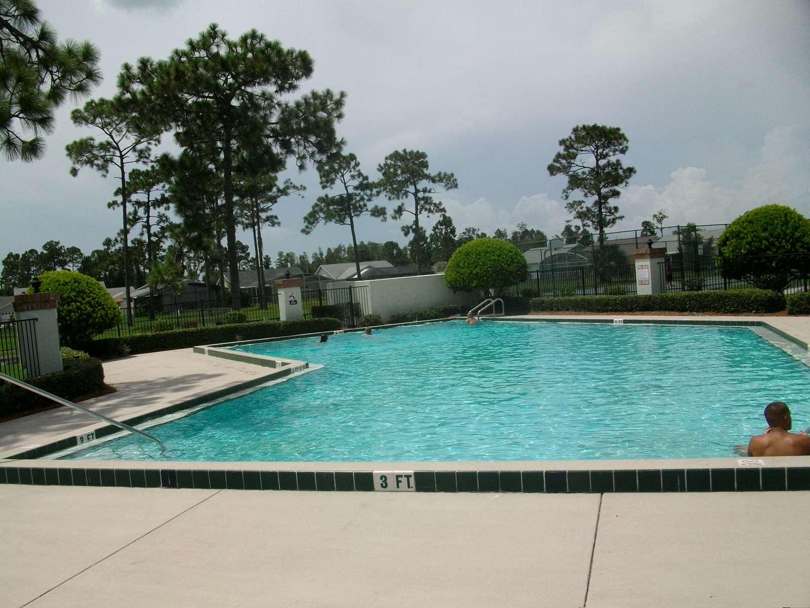 Indian Point Kissimmee Community Pool