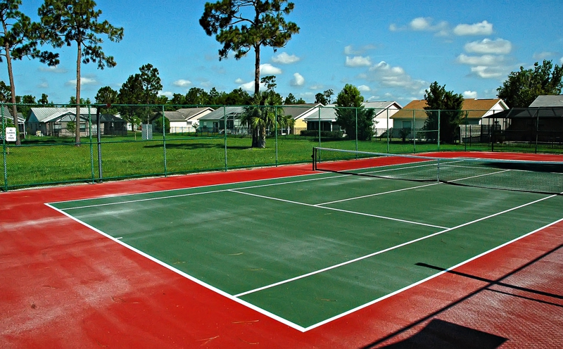 Indian Point Kissimmee Tennis Court