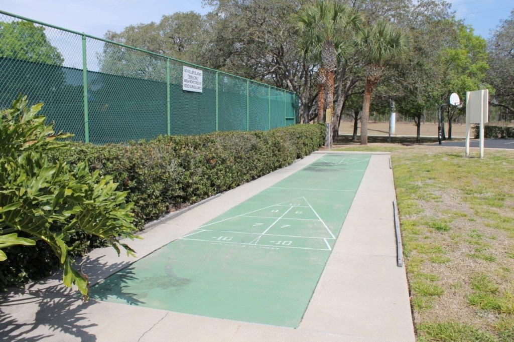 Indian Ridge Community Shuffleboard