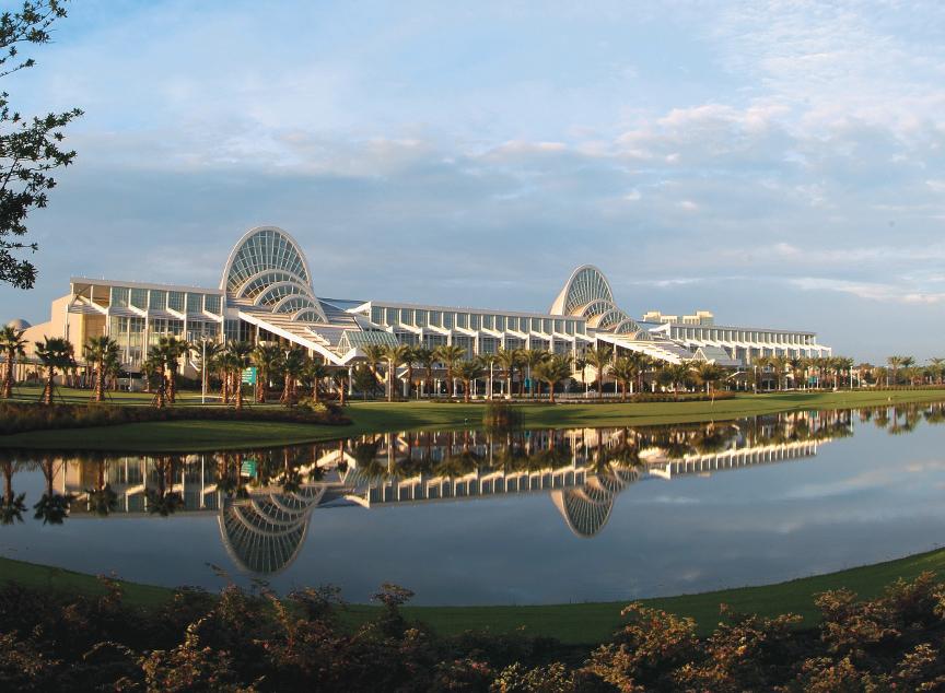Orlando Convention Centre International Drive